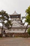 Castello di Kokura in Kitakyushu, Giappone Fotografia Stock