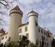 Castello di Konopiste, Repubblica ceca Fotografia Stock Libera da Diritti