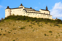 Castello di Krasna Horka Fotografia Stock