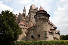 Castello di Kreuzenstein Fotografie Stock