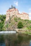 Castello di Kriebstein Immagini Stock