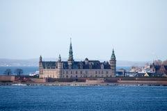 Castello di Kronborg Immagini Stock