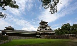 Castello di Kumamoto Fotografia Stock