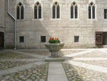 Castello di Kuresaare Fotografia Stock Libera da Diritti