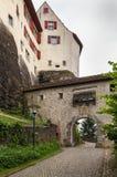 Castello di Lenzburg, Svizzera Immagini Stock