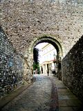 Castello di Lewes, Brighton immagine stock