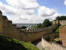 Castello di Lincoln, Regno Unito Fotografia Stock Libera da Diritti