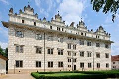 Castello di Litomysl Fotografie Stock