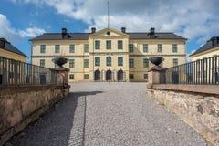 Castello di Lofstad, Svezia Immagine Stock Libera da Diritti
