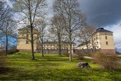 Castello di Lofstad, Svezia Immagini Stock Libere da Diritti