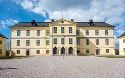 Castello di Lofstad, Svezia Fotografie Stock