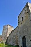 Castello di Lombardia, Enna Royalty Free Stock Image