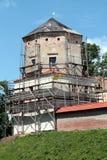 Castello di Lubcha in Bielorussia Fotografie Stock Libere da Diritti