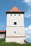 Castello di Lubcha in Bielorussia Fotografie Stock