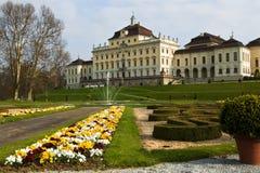 Castello di Ludwigshafen Fotografia Stock