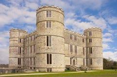 Castello di Lulworth fotografie stock libere da diritti