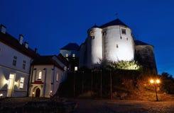 Castello di Lupca Immagini Stock Libere da Diritti