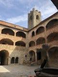 Castello di magione 库存图片