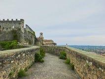 Castello di Malaspina Immagini Stock