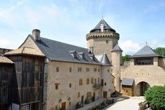 Castello di Malbrouck Immagini Stock Libere da Diritti