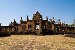 Castello di Maung Tam fotografia stock libera da diritti