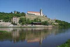 Castello di Melnik Immagini Stock Libere da Diritti