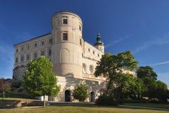 Castello di Mikulov Fotografia Stock Libera da Diritti