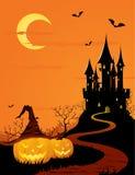 Castello di mistero royalty illustrazione gratis