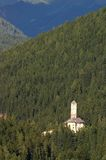 Castello di Monguelfo Val Pusteria, South Tyrol Stock Photo