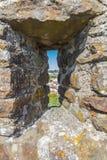 Castello di Montemor o Novo, l'Alentejo, Portogallo Immagini Stock Libere da Diritti