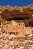 Castello di Montezuma Immagini Stock