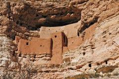 Castello di Montezuma Fotografia Stock