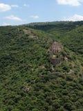 Castello di Montfort fotografia stock