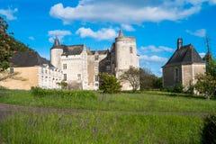 Castello di Montsabert immagine stock libera da diritti