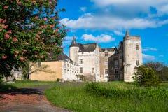 Castello di Montsabert immagini stock