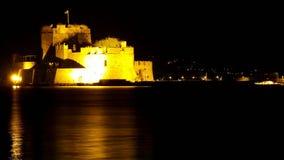 Castello di Nauplia Immagini Stock Libere da Diritti