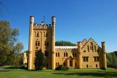 Castello di Nectiny Fotografie Stock