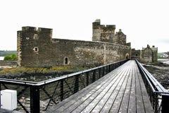 Castello di nerezza Immagine Stock