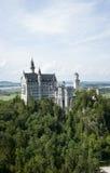 Castello di Neuschwanstein. Fotografia Stock