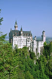 Castello di Neuschwanstein, Baviera superiore, Germania Immagine Stock