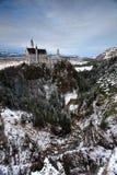 Castello di Neuschwanstein in Germania Fotografie Stock