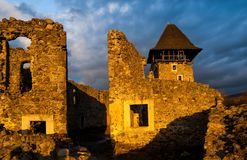 Castello di Nevitsky fotografie stock