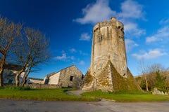 Castello di Newtown in Co. Clare Fotografia Stock Libera da Diritti