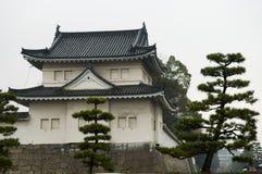 Castello di Nijo Immagini Stock