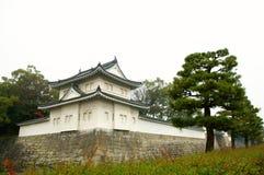 Castello di Nijo Fotografia Stock