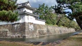 Castello di Nijo-Jo Fotografie Stock