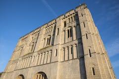 Castello di Norwich Immagine Stock Libera da Diritti