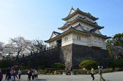 Castello di Odawara Immagini Stock Libere da Diritti
