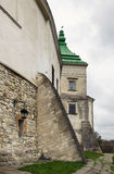 Castello di Olesko, Ucraina Immagine Stock