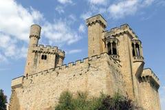 Castello di Olite, Navarra, Spagna immagini stock